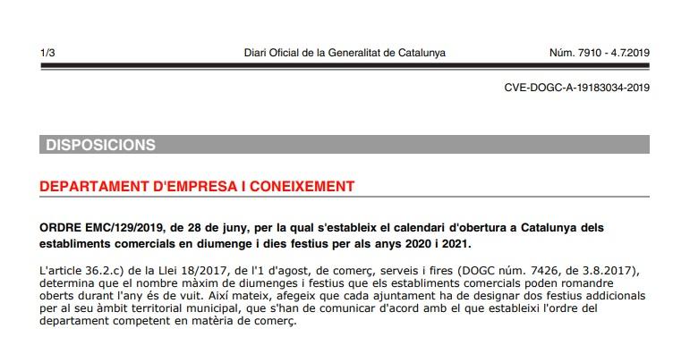 Calendario Catalunya 2020.30 Virtual